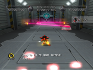 Laserturret