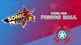 Prison Hall - Sonic Forces