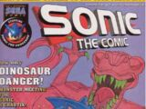 Sonic the Comic Issue 135