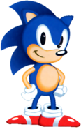 Sonic 91 art 6
