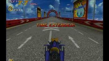 Sonic Advenutre 2 Battle (GC) Route 101 Mission 5 A Rank