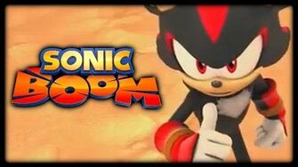 Sonic Boom Shattered Crystal (3DS) - PAX 2014 Trailer (Shadow)