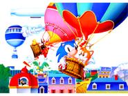 Sonic Screen Saver 36