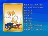 Sonic X karta 10