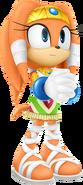 Tikal Sonic Runners