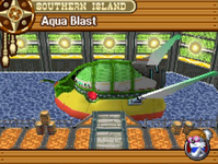 Aqua Blast dok
