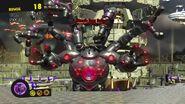 Death Egg Robot Phase 2 Start 2