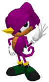 Espio Fighters art