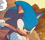 IDW Sonic the Hedgehog Issue 32