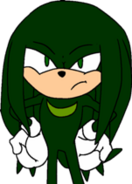Lux the Echidna