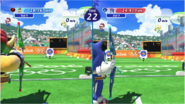 Mario & Sonic at the Rio 2016 Olympic Games - Bowser Jr. VS Sonic Archery