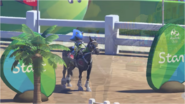 Mario & Sonic at the Rio 2016 Olympic Games - Metal Sonic Equestrian