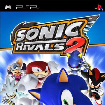 Sonic Rivals 2 Sonic News Network Fandom