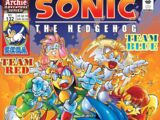 Archie Sonic the Hedgehog Issue 132