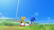 Sonic Colors (The End)