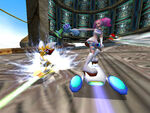 Sonic Riders - Ulala - Level 3