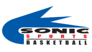 Sonic Sports Basketball Logo