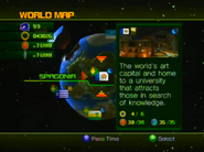 Sonic Unleashed World Map 4