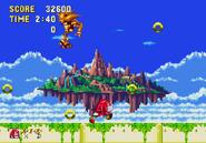 Super Mecha Sonic SSZ 30