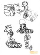 X-treme enemy concept 2