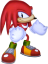 Mania Knuckles promotional