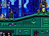 Metallic Madness Zone (Sonic Mania)