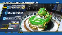 Modyfikacje Legendarny rytmiczny akcelerator