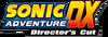 SonicAdventureDXLogo