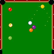 Sonic Billiards 8