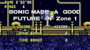 Sonic CD Stage 6 - Stardust Speedway Zone