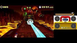 Sonic Lost World 3DS Final Boss