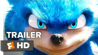 Sonic The Hedgehog (2019) - Official Trailer