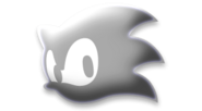 Sonic Unleashed Grey Sonic Icon