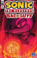 Sonic the Hedgehog: Bad Guys Issue 1