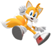 Tails Lost World