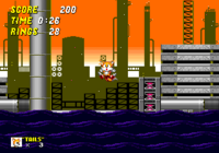 Bottomless Pit Sonic 2