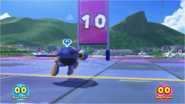 Mario & Sonic at the Rio 2016 Olympic Games - Blue Egg Pawn Duel Rugby Sevens