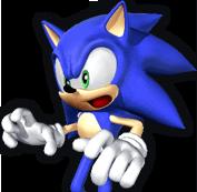 Rivals Sonic sprite 3