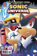 Sonic Universe Issue 4