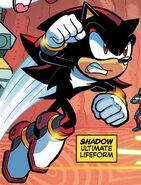 Shadow the Hedgehog (Archie) (3)