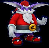 SonicDash Sprite SantaBig