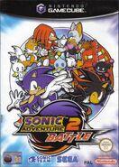 Sonic Adventure 2 Battle European box artwork