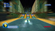 Sonic Colors Trick Ramp
