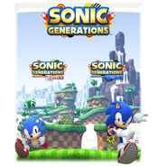 Sonic Generations Wallpaper 5