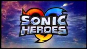 Sonic Heroes (Playstation 2) - Retro Video Game Commercial
