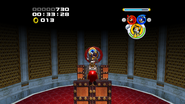 Sonic Heroes Mystic Mansion Super Hard 3