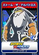 Sonic Riders karta 11