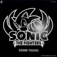 Sonic the Fighters Sound Tracks