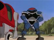Swat bot commander
