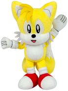 Tomy Collector Series plush Classic Tails
